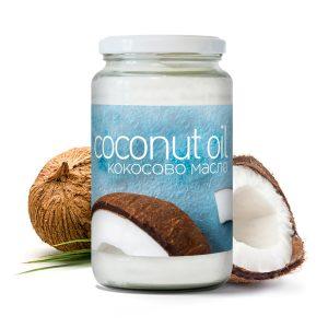 Био кокосово масло 500 мл