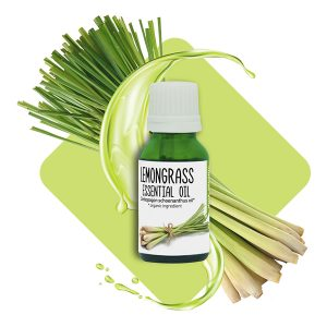 Lemongrass<br> essential oil