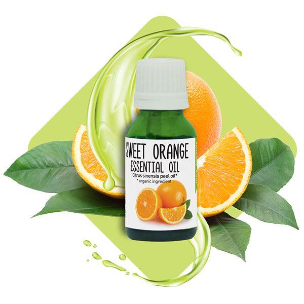 Етерично масло от сладък портокал