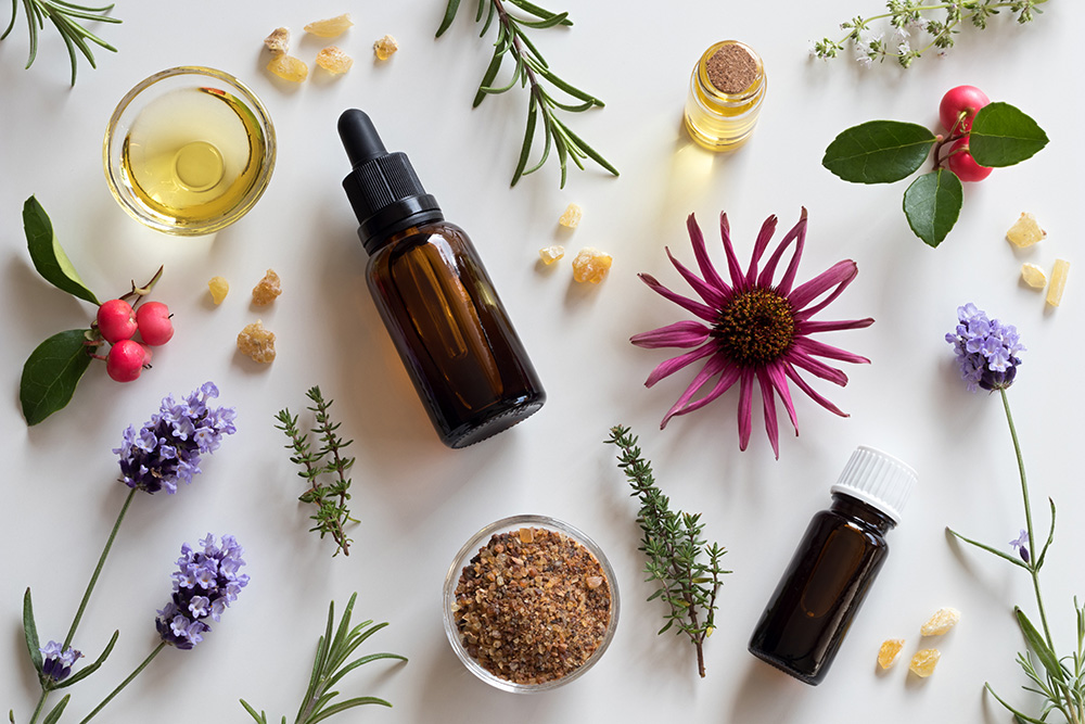 Oils And Skin Hydration