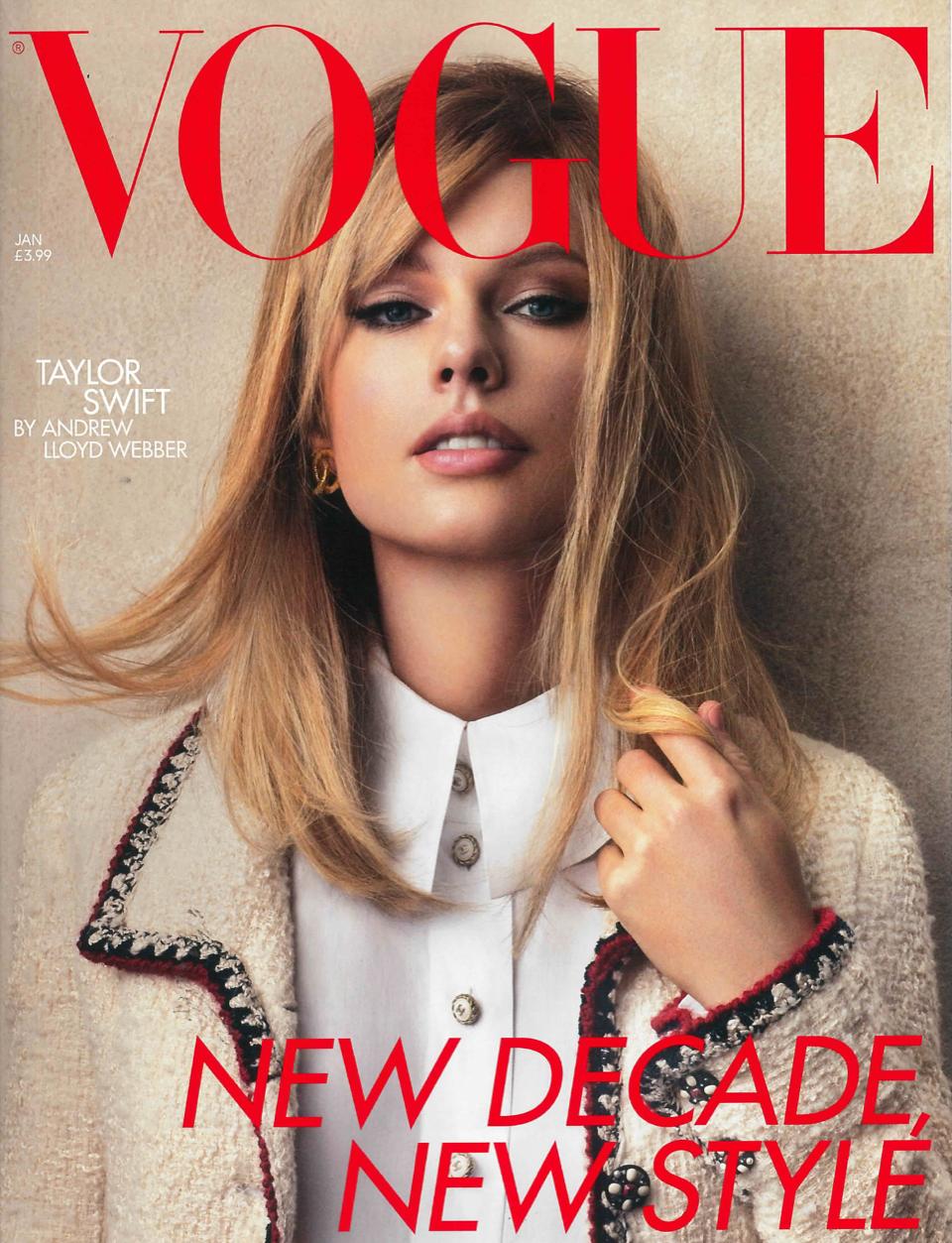 Elfeya във Vogue