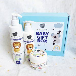 Подаръчна кутия Бебе LOVE SENSATION