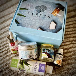 Подаръчна кутия ПРОЛЕТ 5 продукта