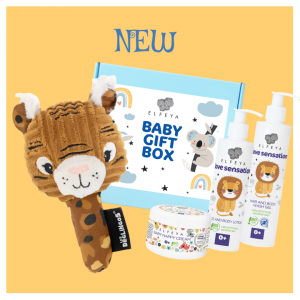 Baby Box Discovery mirror Speculos the tiger